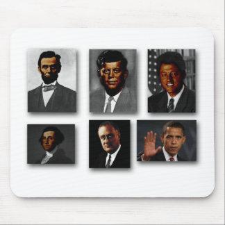 アフリカ系アメリカ人の米国大統領 マウスパッド