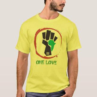 アフリカ1つの愛 Tシャツ