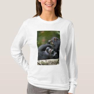 アフリカ、ウガンダのKibaleの森林予備、未成年者2 Tシャツ