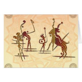 アフリカ カード