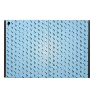 アフリカ-キリンの青… iPad AIRケース