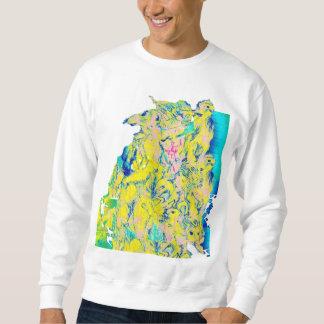 アフリカ スウェットシャツ