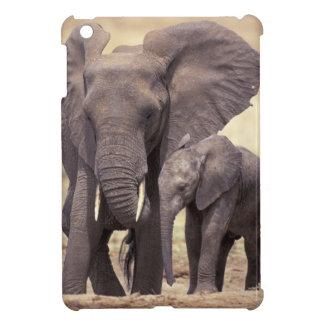 アフリカ、タンザニアのTarangireの国立公園。 2 iPad Miniカバー