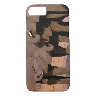 アフリカ、タンザニアのTarangireの国立公園 iPhone 8/7ケース