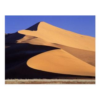アフリカ、ナミビア、SesriemおよびSossusvlei Namib ポストカード