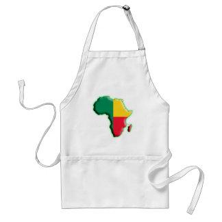 アフリカ: ベニン スタンダードエプロン