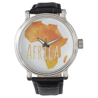 アフリカ リストウオッチ
