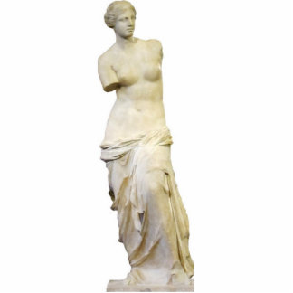 アフロディーテの彫刻 写真彫刻(台付き)
