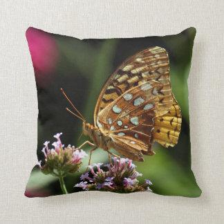 アフロディーテのFritillaryの蝶装飾用クッション クッション