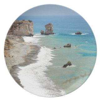 アフロディーテ、キプロスの石 プレート