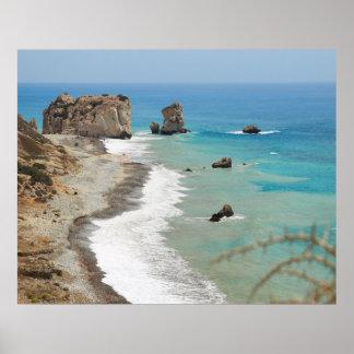 アフロディーテ、キプロスの石 ポスター
