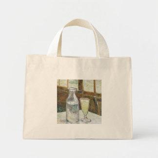 アブサンのファインアートを用いるフィンセント・ファン・ゴッホの静物画 ミニトートバッグ