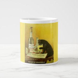 アブサンの中産階級のジャンボマグ ジャンボコーヒーマグカップ