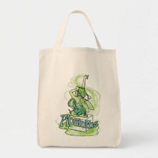 アブサンの砂糖の立方体の妖精 トートバッグ
