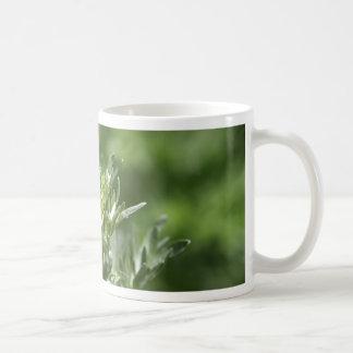 アブサンの葉 コーヒーマグカップ