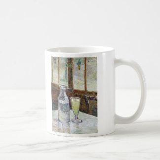 アブサン、フィンセント・ファン・ゴッホが付いている静物画 コーヒーマグカップ