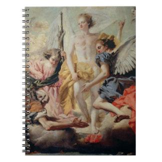 アブラハムおよび3つの天使 ノートブック
