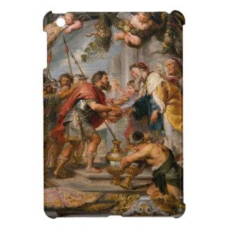 アブラハムおよびMelchizedek Rubensの芸術の会合 iPad Miniケース
