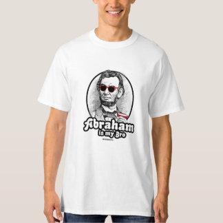 アブラハムはBro - Politiclothesの私のユーモア- .pngです Tシャツ