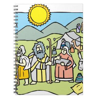 アブラハム及びサラ ノートブック