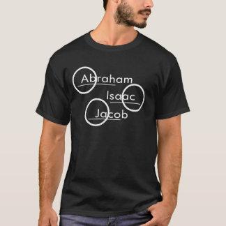 アブラハム、アイザック及びヤコブ Tシャツ