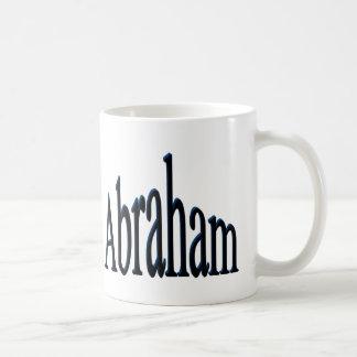 アブラハム コーヒーマグカップ