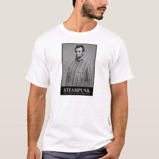アブラハムSteampunk Tシャツ