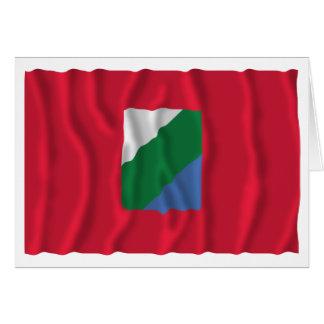 アブルッツォの振る旗 カード