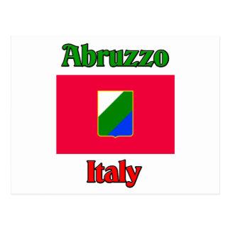アブルッツォイタリア ポストカード