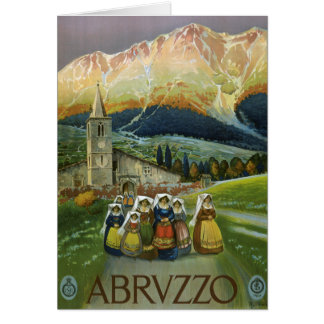アブルッツォ カード