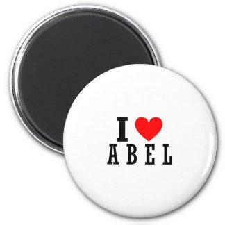 アベルのアラバマのデザイン マグネット