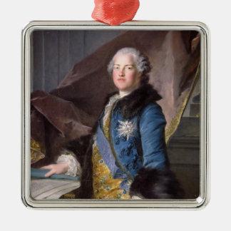アベルFrancoisポアソンMarquis de Marigny 1755年 メタルオーナメント