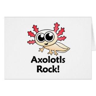 アホロートルの石! カード