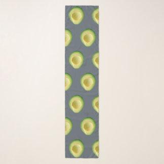 アボカドのフェスタ灰色4Lola スカーフ