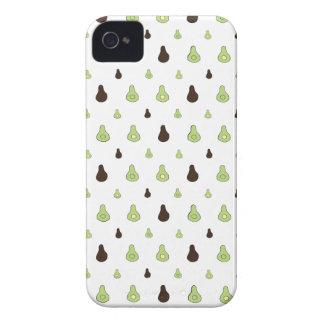 アボカドパターン Case-Mate iPhone 4 ケース