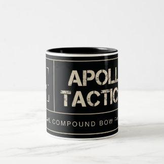 アポロ戦術的なアーチェリーのマグ ツートーンマグカップ
