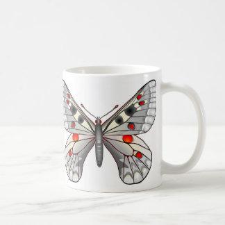 アポロ蝶 コーヒーマグカップ