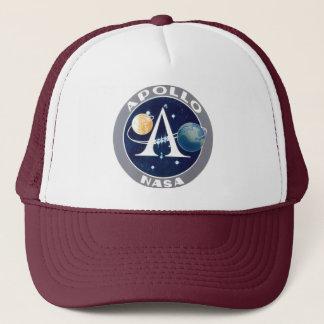 アポロ計画のロゴ キャップ