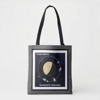 アポロ計画-月の代表団の芸術家の概念 トートバッグ