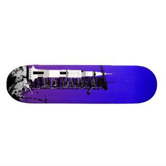 アポロ11スケートボードのデッキ スケートボード