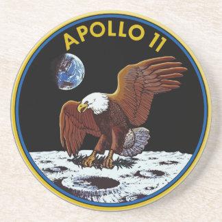 アポロ11月面着陸のコースター コースター