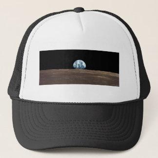 アポロ11 EARTHRISE (地球の月の太陽系) キャップ