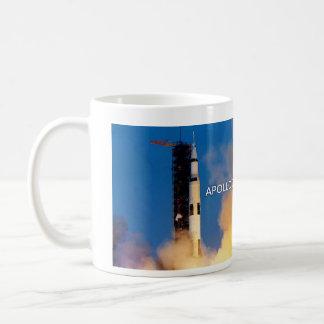アポロ13歴史的マグ コーヒーマグカップ