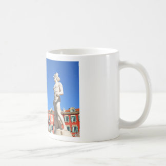 アポロ(ネプチューン)の彫像 コーヒーマグカップ