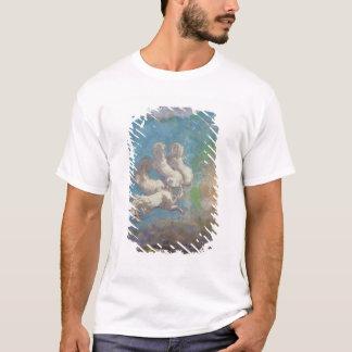 アポロ、c.1905-14の一人乗り二輪馬車 tシャツ