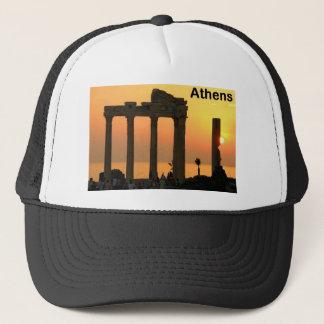 アポロ(St.K)のアテネギリシャ(Sounion)の寺院 キャップ