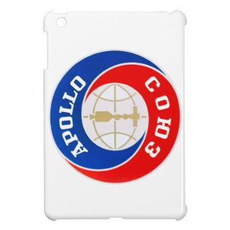 アポロSoyuz代表団のロゴ iPad Miniカバー
