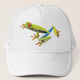 アマガエルの帽子 キャップ