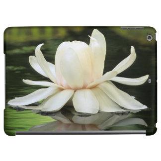 アマゾンスイレン(ビクトリアAmazonica)の花 iPad Airケース