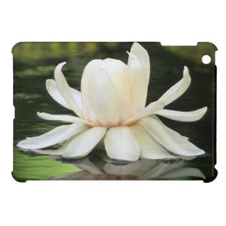 アマゾンスイレン(ビクトリアAmazonica)の花 iPad Miniケース